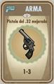 FOS Pistola del 32 mejorada carta