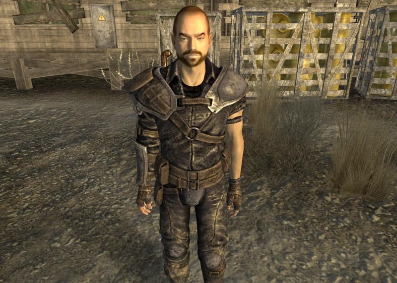 Crimson Caravan guard (Fallout: New Vegas)