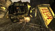 FNV Canyon wreckage 14