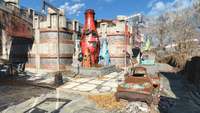 FO4NW Nuka-World transit center 4