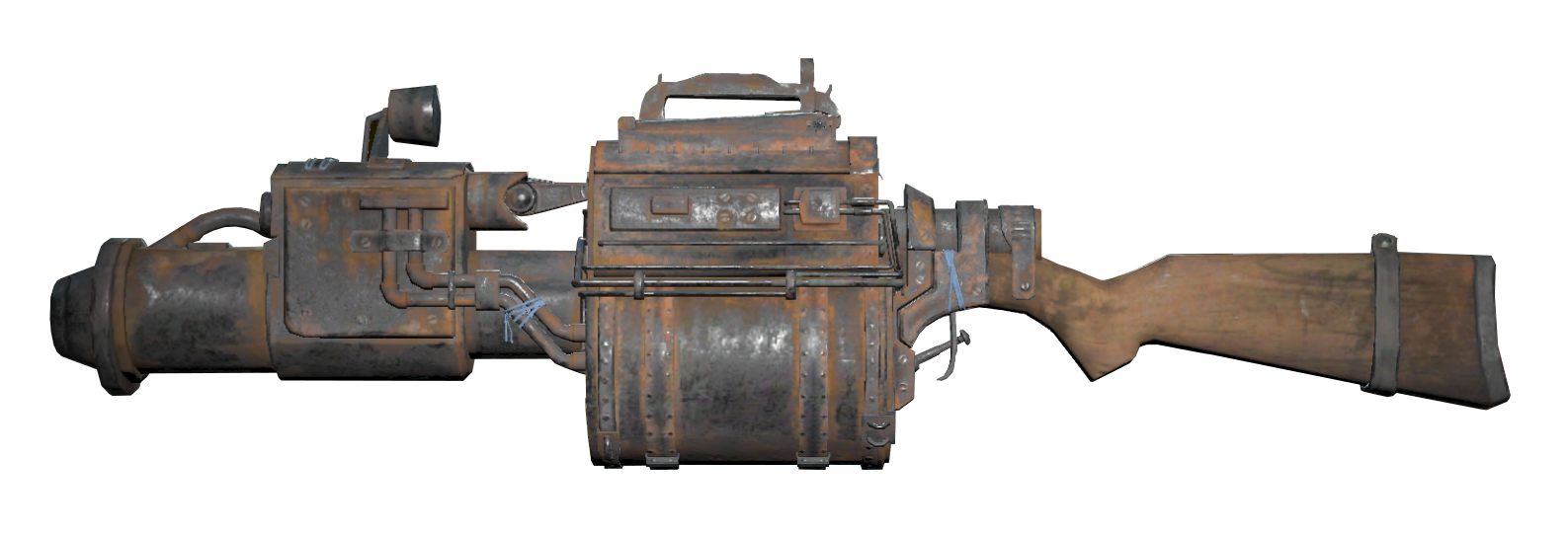 Railway rifle (Fallout 76)