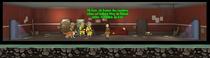 FOS - Quest - Zerstörung hoch zwei (Leuchtende) - Empfang der Bewohner