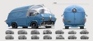 The Art of Fallout 4 (Wagon Vault-Tec)