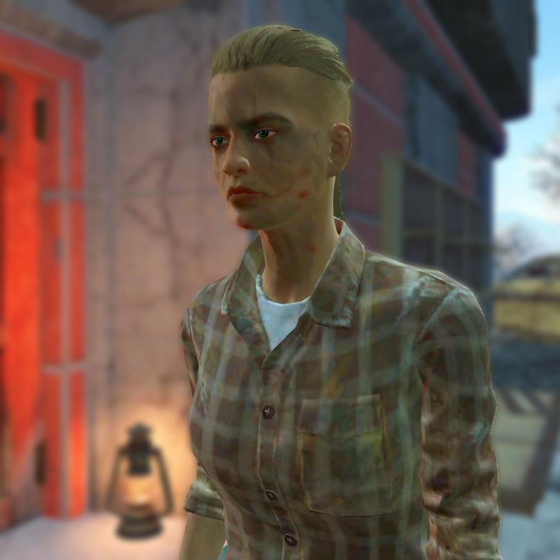Бекка (Fallout 4)