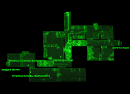 FO4 The Castle tunnels intmap.png