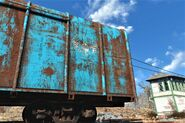 FO4 Railcar with logo