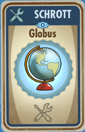 FOS Karte - Globus