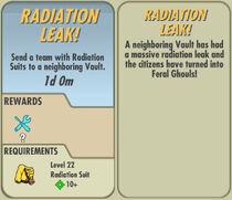 FoS Radiation Leak! card