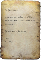 High Confessor's note.png