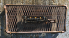 FO4 Gauss rifle half capacitor