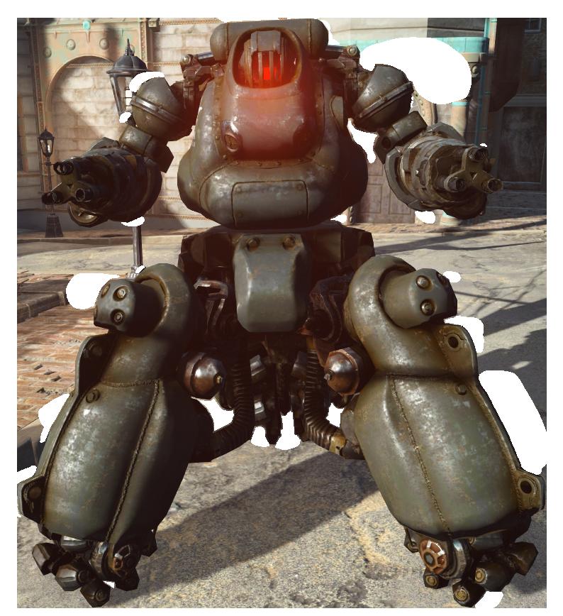 Робот-охранник (Fallout 4)