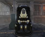 FO76SD Gold Bot (Collectron)