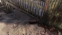 FO76WA Bastion Park (Wolf's letter to Bo Peep)