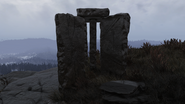 FO76 Mysterious guidestones northern face