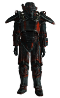 Fo3 Outcast power armor