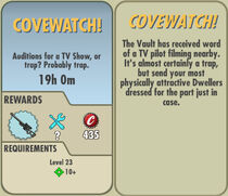 FoS CoveWatch! card