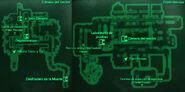 Refugio 87 - cámara del reactor y dependencias