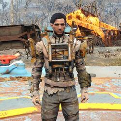 Fallout 4 Rüstung und Kleidung