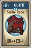 FoS Scribe Robe Card