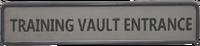 TVA Vault sign 4