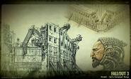 Art of Fallout 3 Citadel CA1