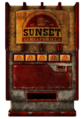 Automat sunset sarasaparilla
