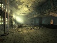 OLH hospital scaffold