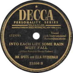 The Ink Spots and Ella Fitzgerald - Into Each Life Some Rain Must Fall.png