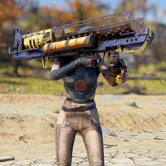 Atx skin weaponskin fatman vaulttec c2