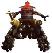 FO4AUT Tankbot Normal