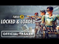 Fallout 76- Locked & Loaded - Official Launch Trailer (Armor Ace in Cold Steel)