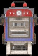 Presidential Seal Dispenser