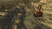 Quarry Junction crane