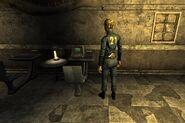 FNV Sarah in Vault 21