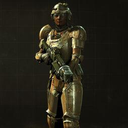 FO4 Combat armor at loading screens.jpg