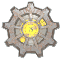 FO4 Vault gear door 75