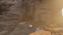 FO76WL Vault 79 entrance cave