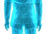 Голографический костюм