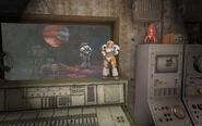 Hub 360 power armor figurine 3