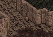 Plastic explosives Temple of Trials