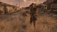 FNV NCR Trooper with a Dog ev