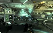 FO3MZ Death Ray control left console