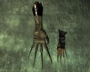 FO3 Comparison of gloves and feet