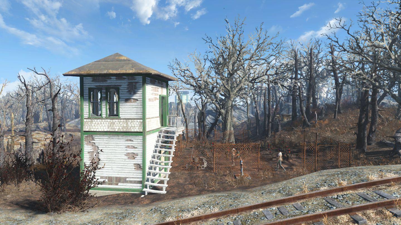 Станция «Оберленд»