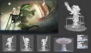 FO76 ATLAS observatory concept art