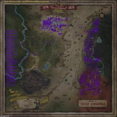 Violet Flux locations