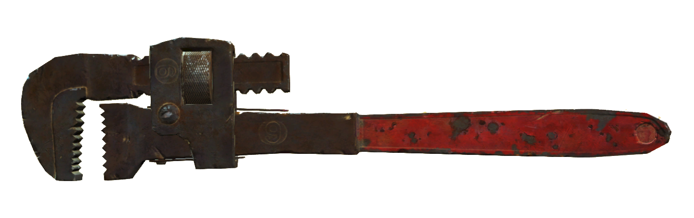 Pipe wrench (Fallout 76)