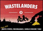 Fallout 76 Wastelanders ES