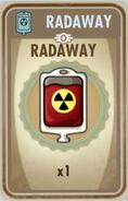 FoS Radaway Card