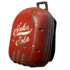 Atx skin backpack case nukacola l